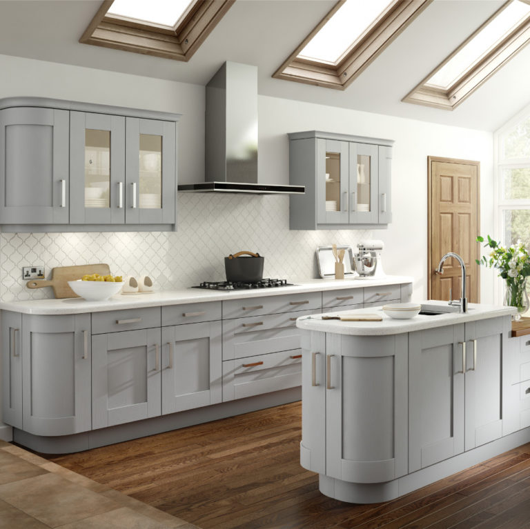 Albany Solid Ash Frame Creative Kitchens Amp Flooring