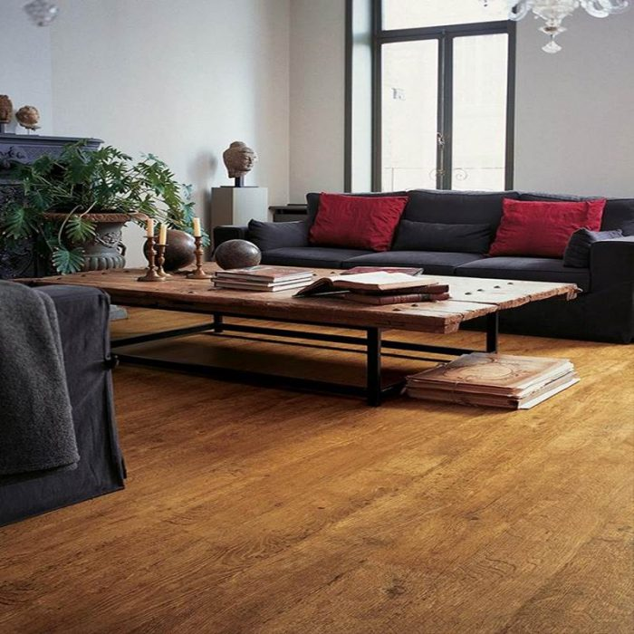 Quickstep ELIGNA and PERPSECTIVE Laminate Floor Designs