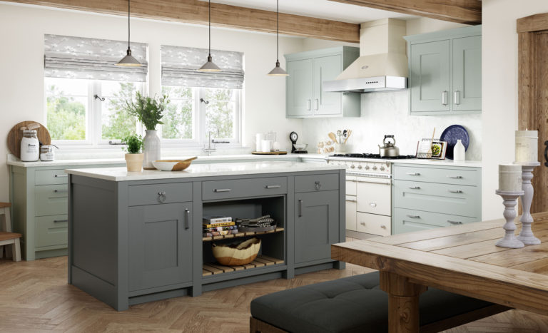 CLONMEL – Solid Oak Painted or Stained